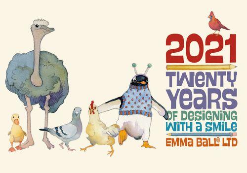 2021 Emma Ball Main Catalogue