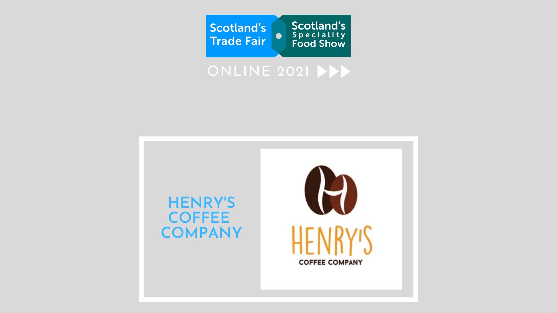 Henry's Coffee Company - March Live Presentation