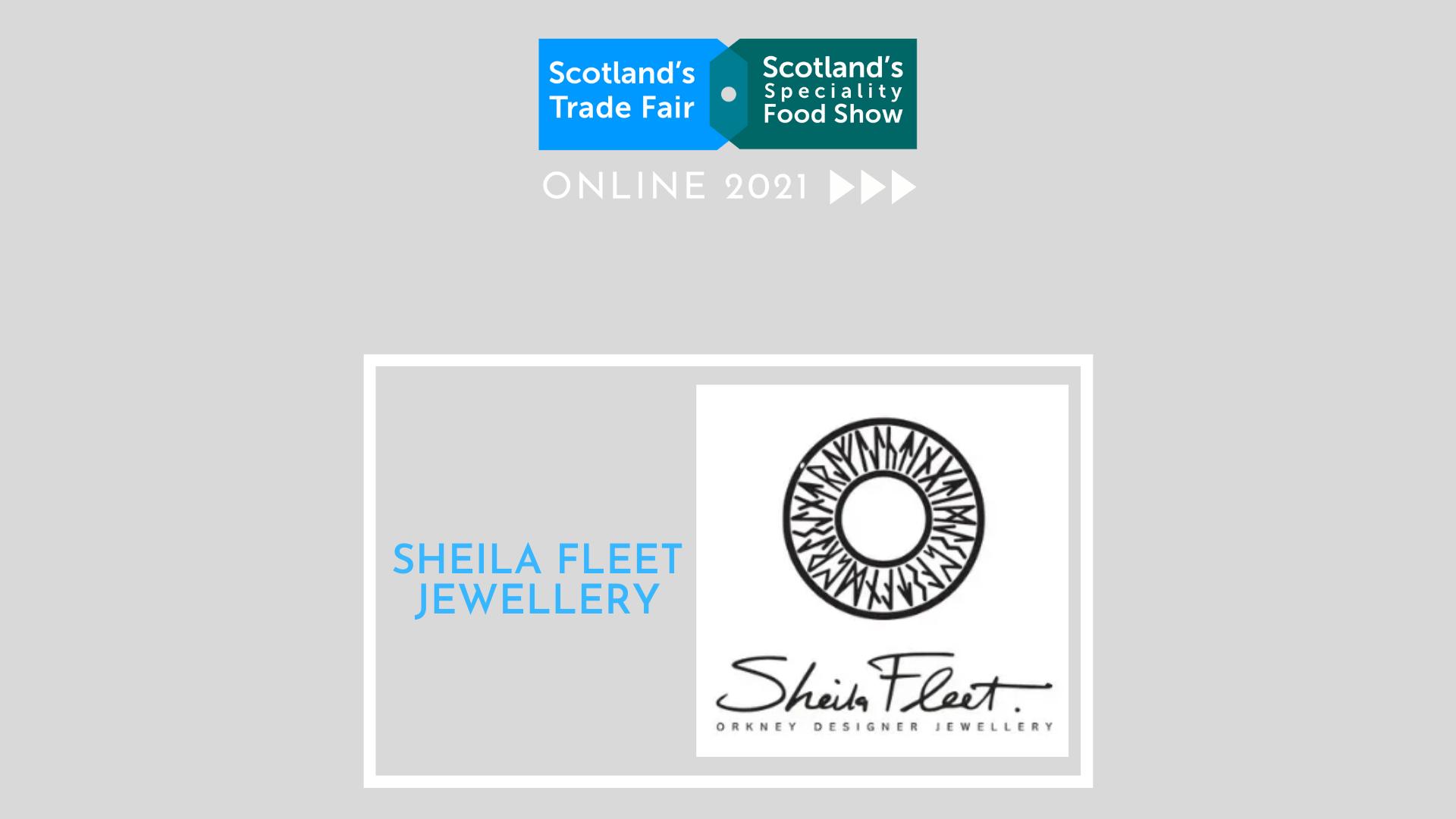 Sheila Fleet Jewellery - Live Presentation