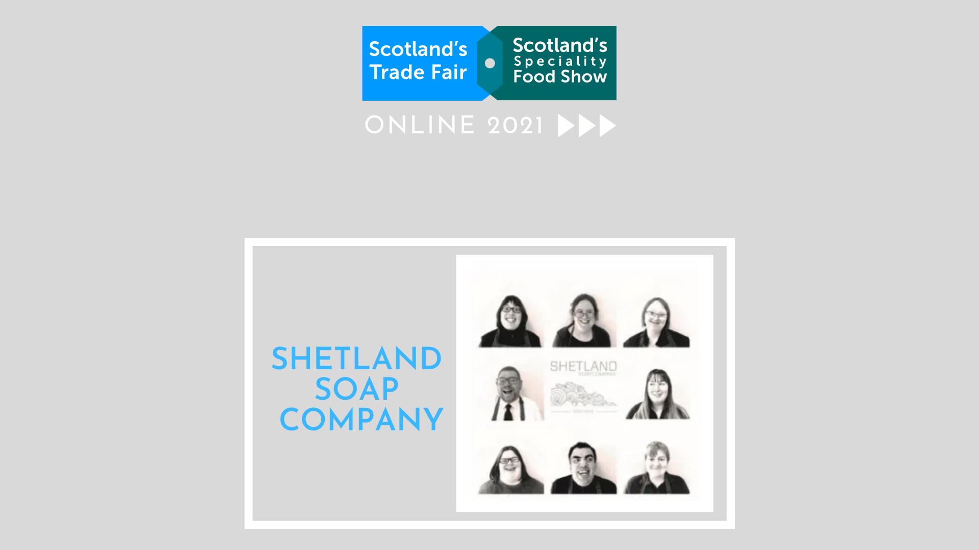 Shetland Soap Company - Live Presentation