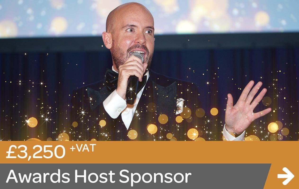 Awards Host Sponsor