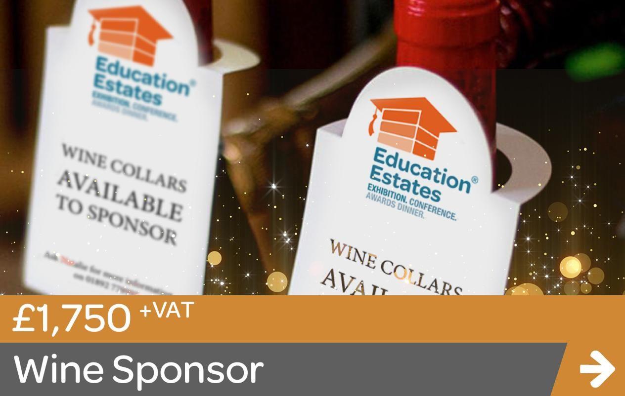 Wine Sponsor Package