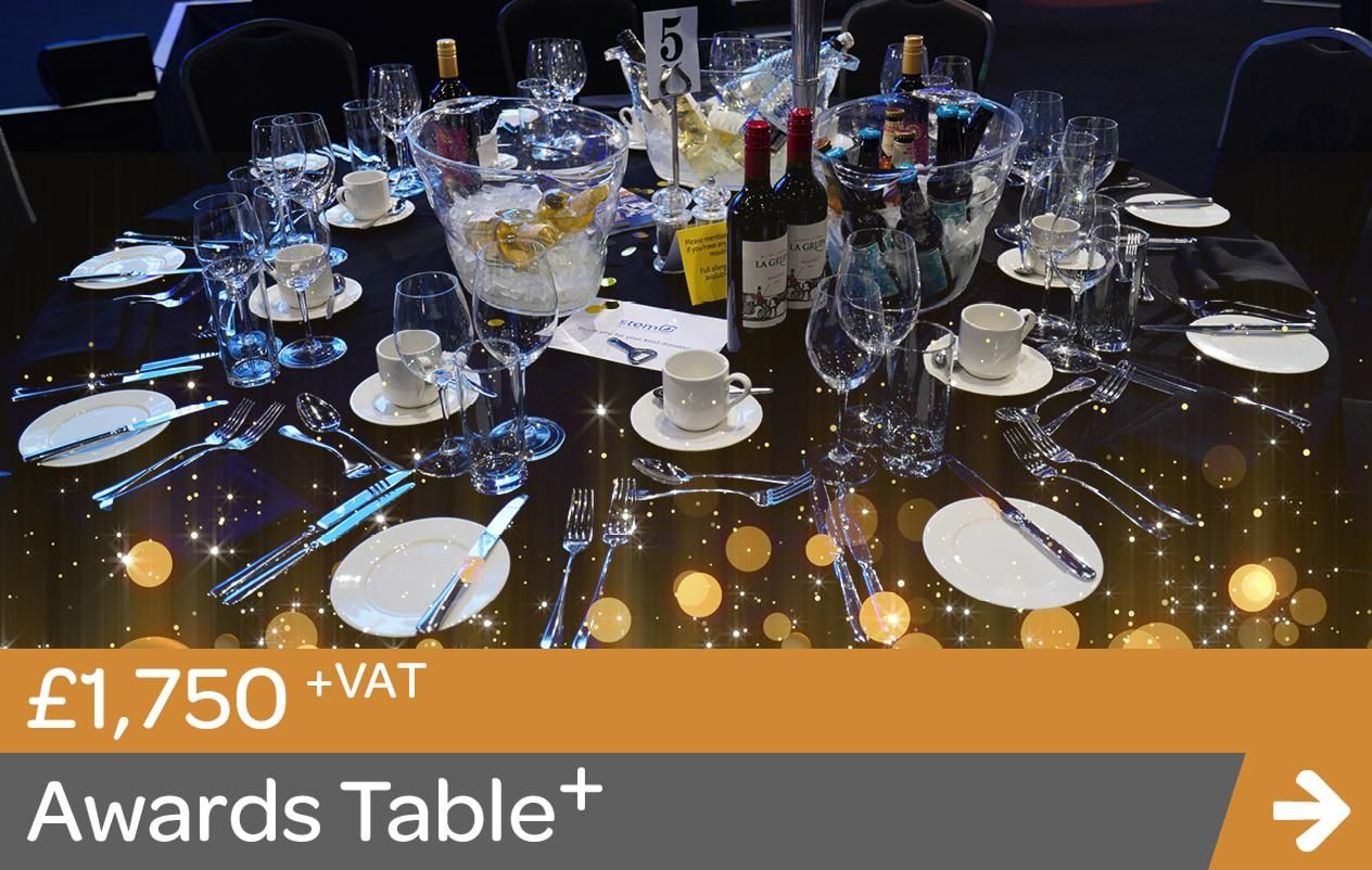 Awards Table+ Package