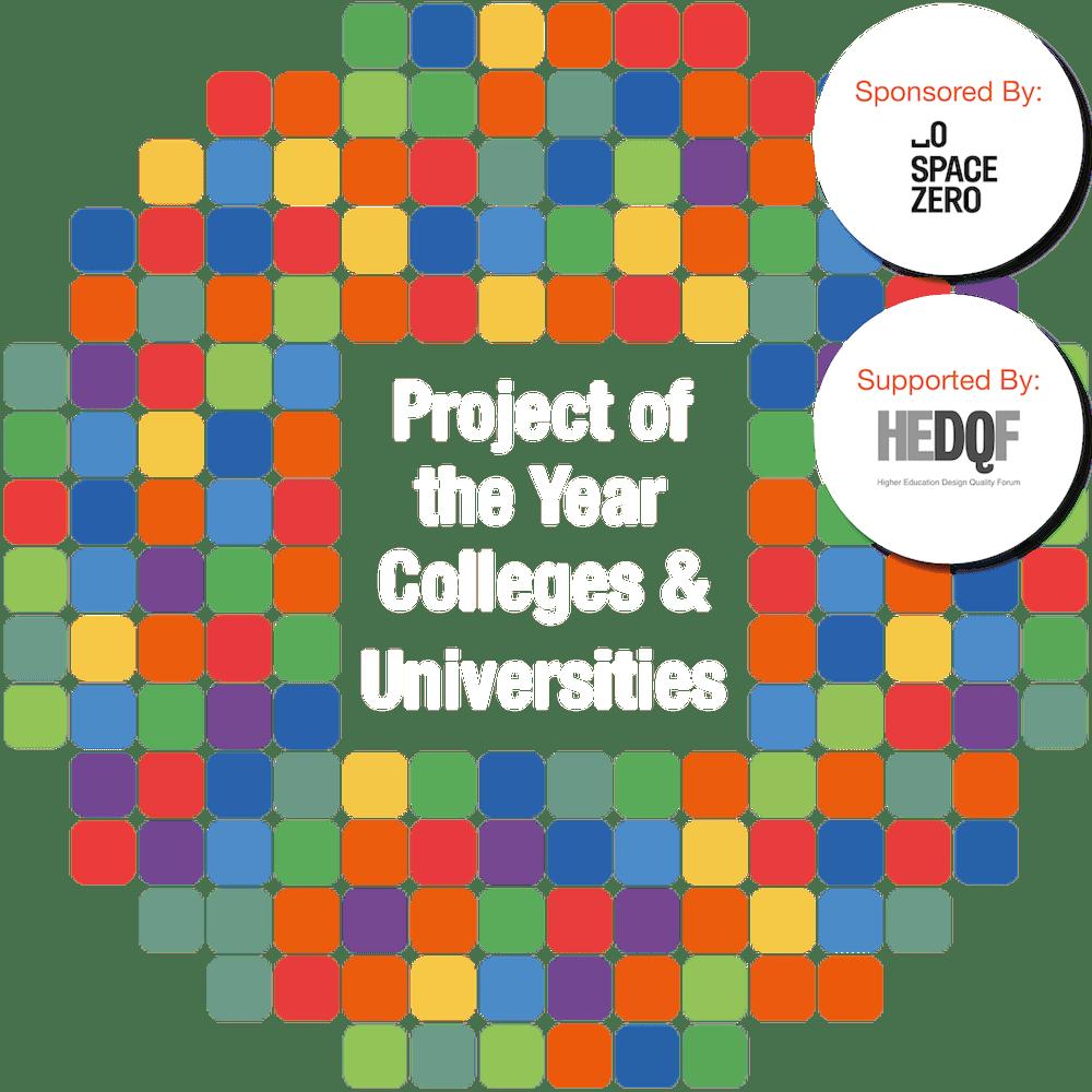 Winner - Barbara Hepworth Building, The University of Huddersfield