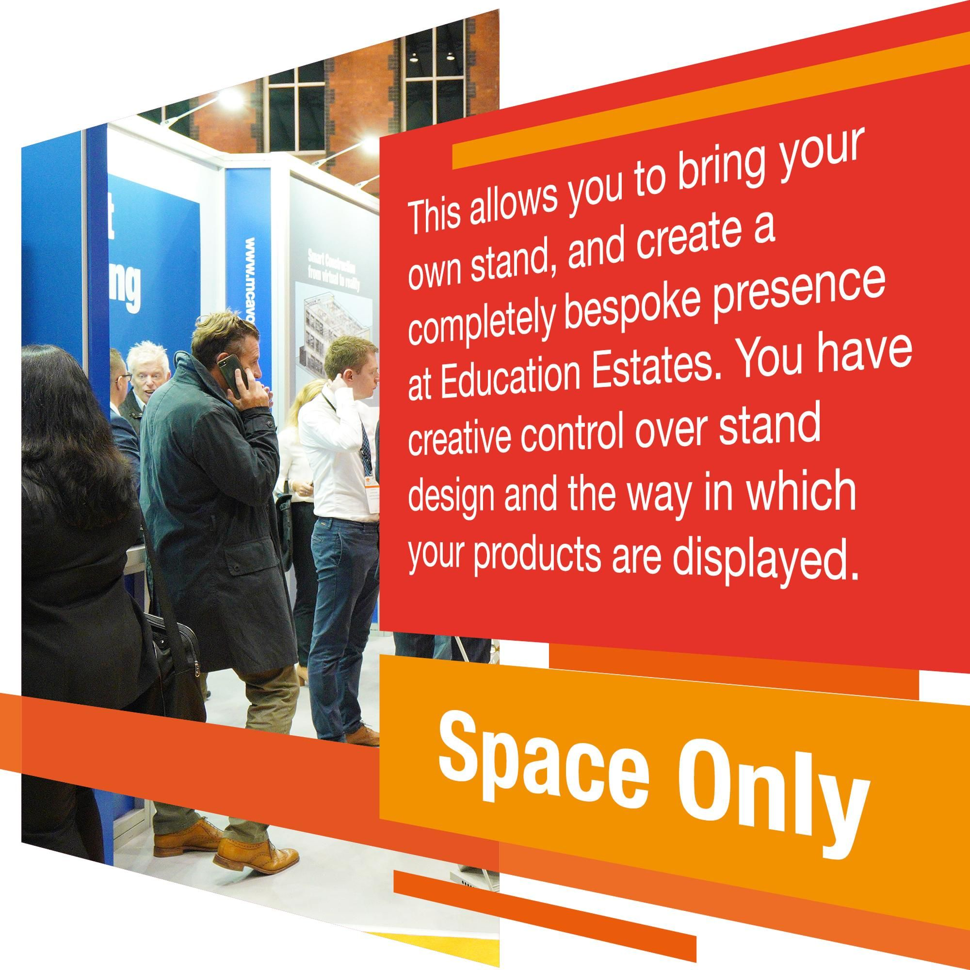 Space only