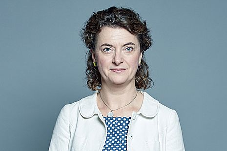 Baroness Berridge of The Vale of Catmose