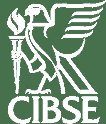 Transparent White CIBSE Logo
