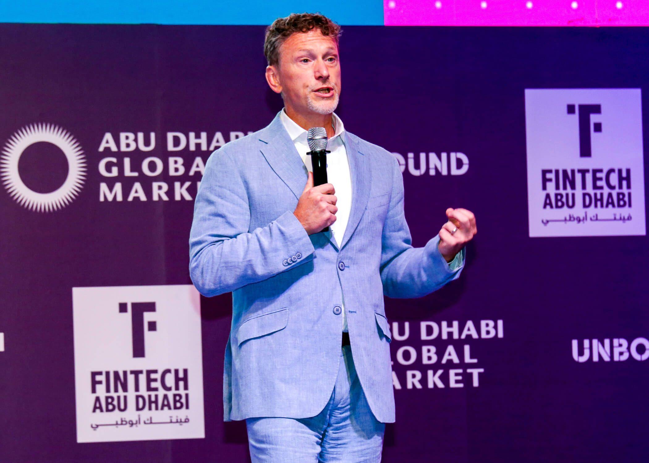 FinTech Abu Dhabi FinTech 100 Pitching