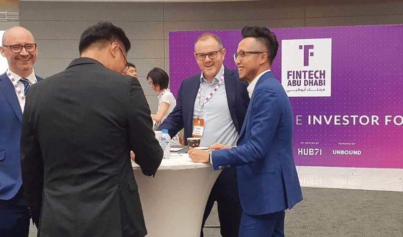 FinTech Abu Dhabi 2019 Attendees