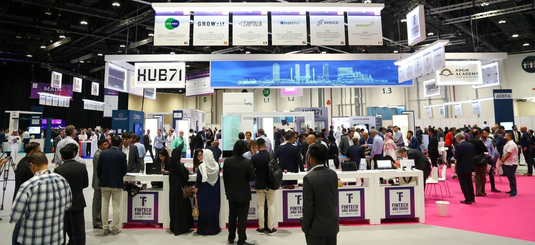 FinTech Abu Dhabi Exhibition