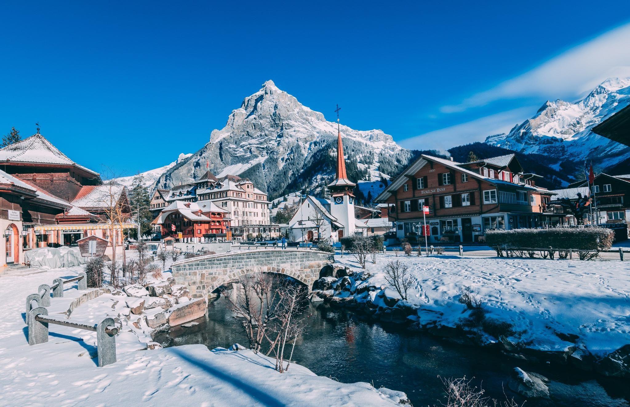 The Search - Switzerland