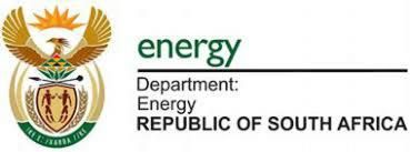 Ministry of Energy South Africa