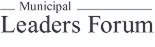 Municipal Leaders Forum