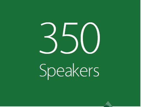 350 Speakers