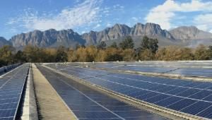 HYDROGEN & ENERGY EFFICIENCY - University of Western Cape Hydrogen Project & Silo Solar on Lourensford Wine Estate