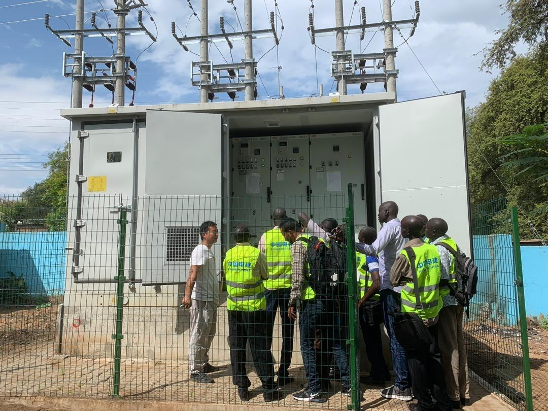 Package substation 2