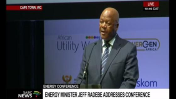 AUW PGAF 14 May 2019 SABC TV first live crossing