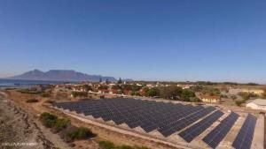 ENERGY EFFICIENCY & ICT - Robben Island Solar installation & Dimension Data Smart City ICT Project