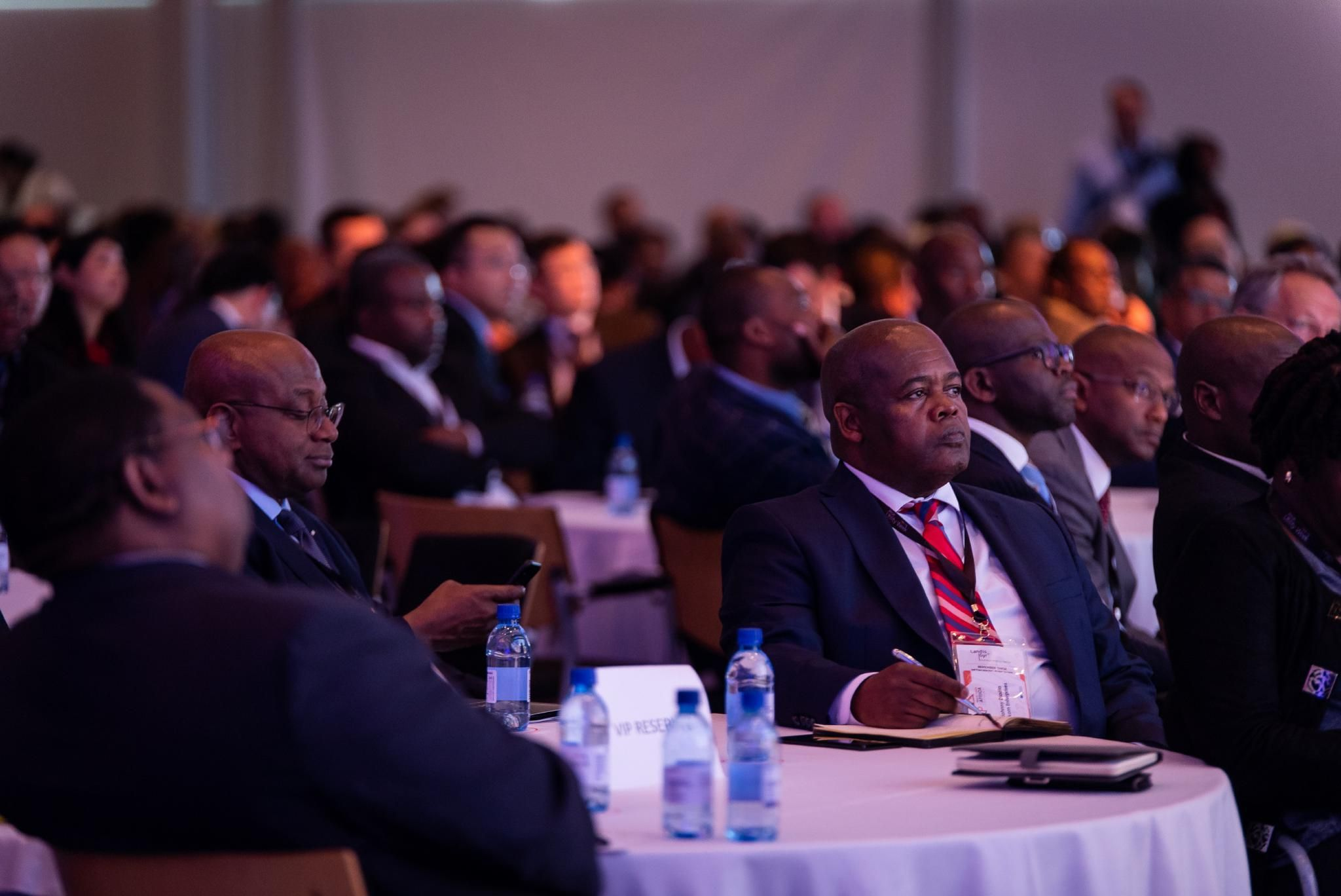 African Utility Week conference