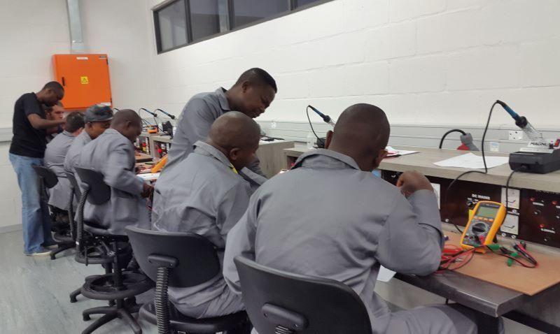 SARETEC trainees