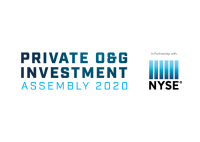 Private Oil & Gas Investment Assembly