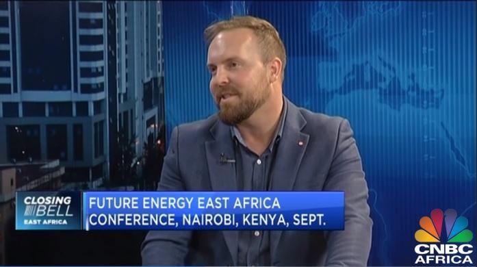 CNBC Africa Dan Klinck