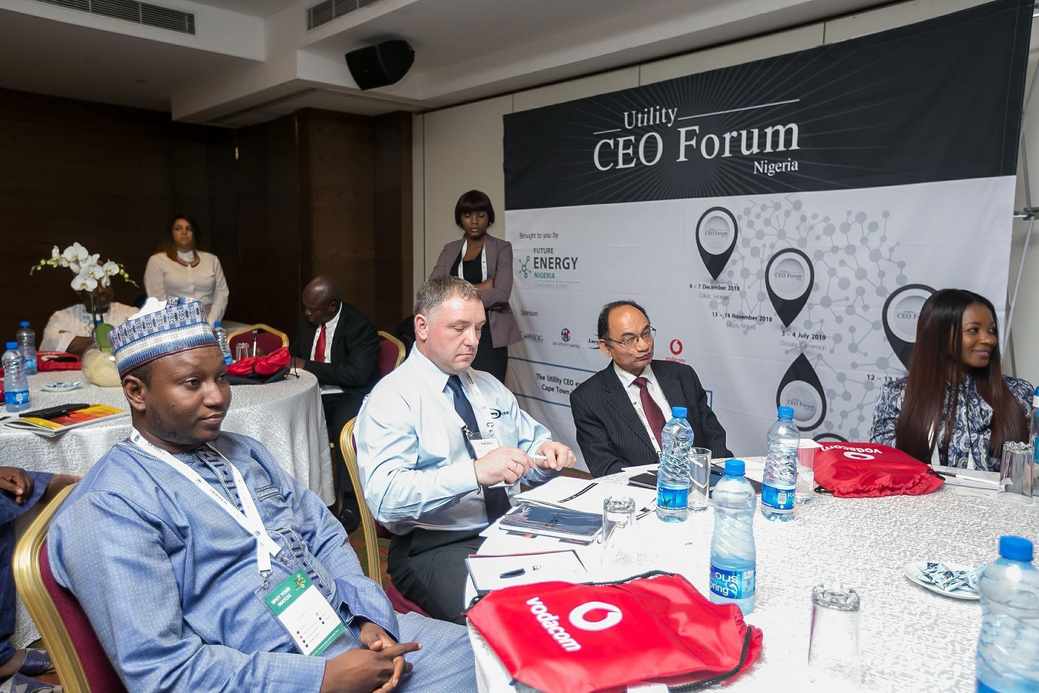 Utility CEO Forum