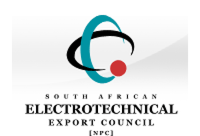 South African Electrotechnical Export Council (SAEEC)