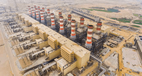 Egypt megaproject completed in record time