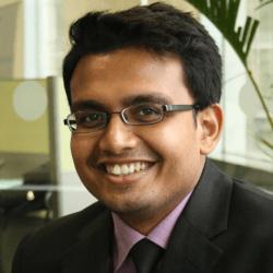 Anish Mandal, Deloitte