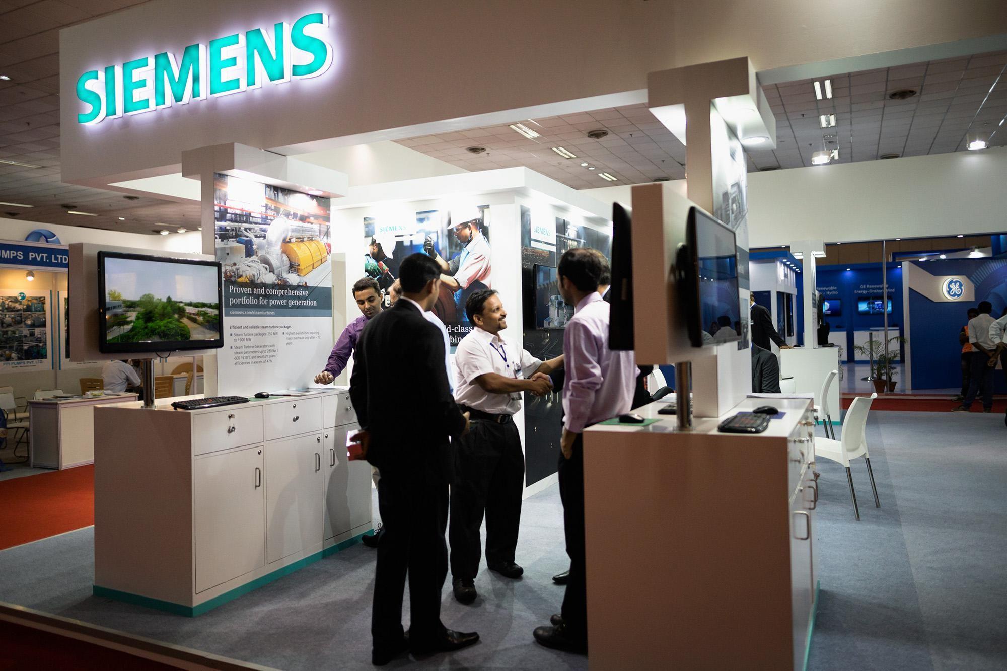 POWERGEN India Siemens
