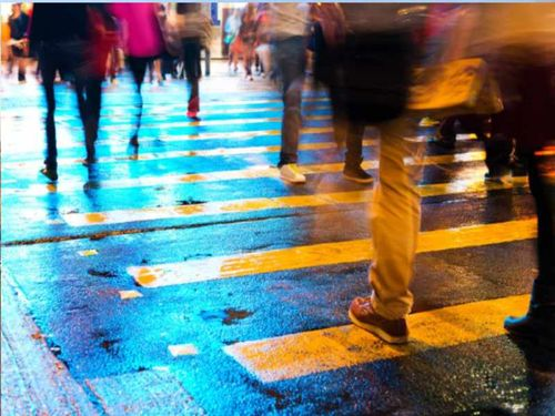 Energy generated from footsteps can power India's green revolution – study