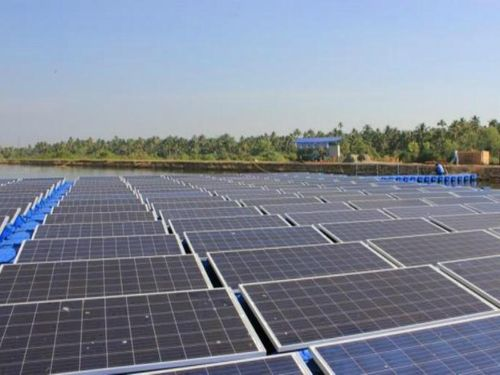 Tata Power plans 105 MW floating solar plant in India