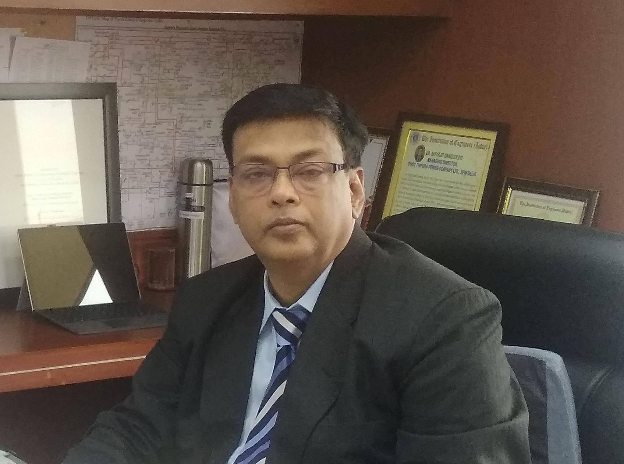 Satyajit Ganguly
