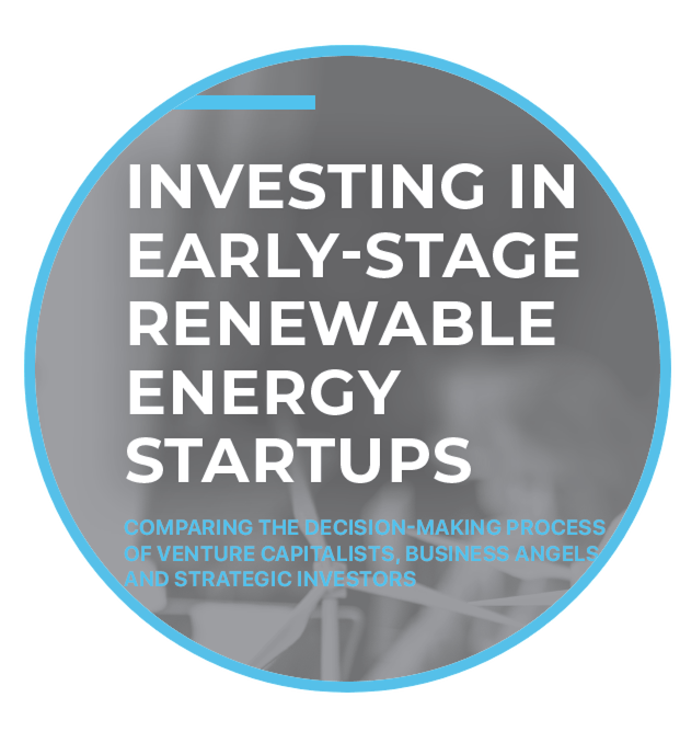 Research Report: Investing in Early Stage Renewable Tech