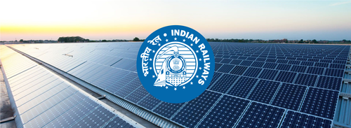 Indian Railways has a mega plan for installing solar plants of 20 GW capacity by utilizing its vacant land by 2030