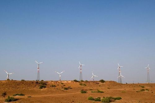 Siemens Gamesa wins first turbine contract in India