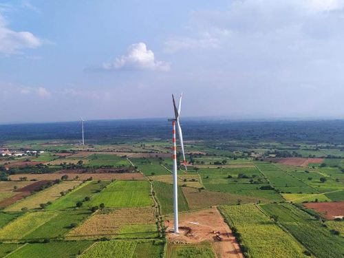 GE turbines to power 110MW of hybrid wind projects in India