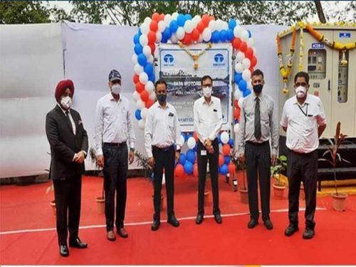 Tata Power inaugurates India's largest solar carport
