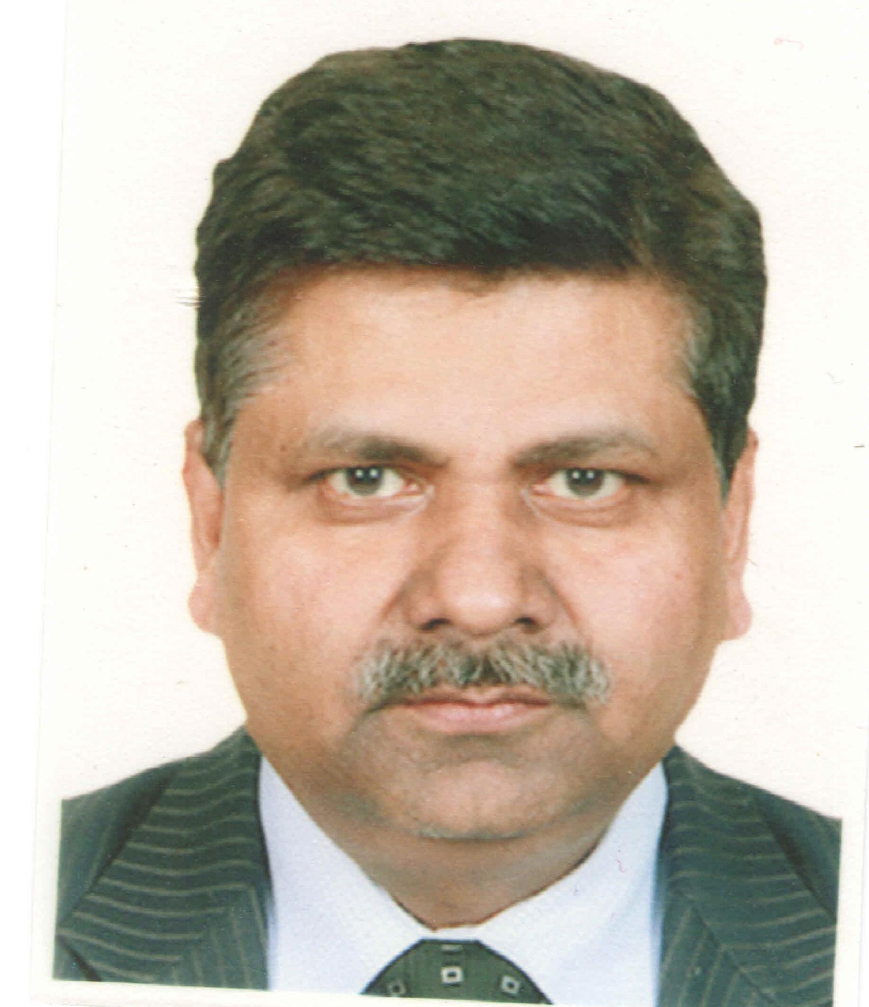 Dr. Pawan Singh