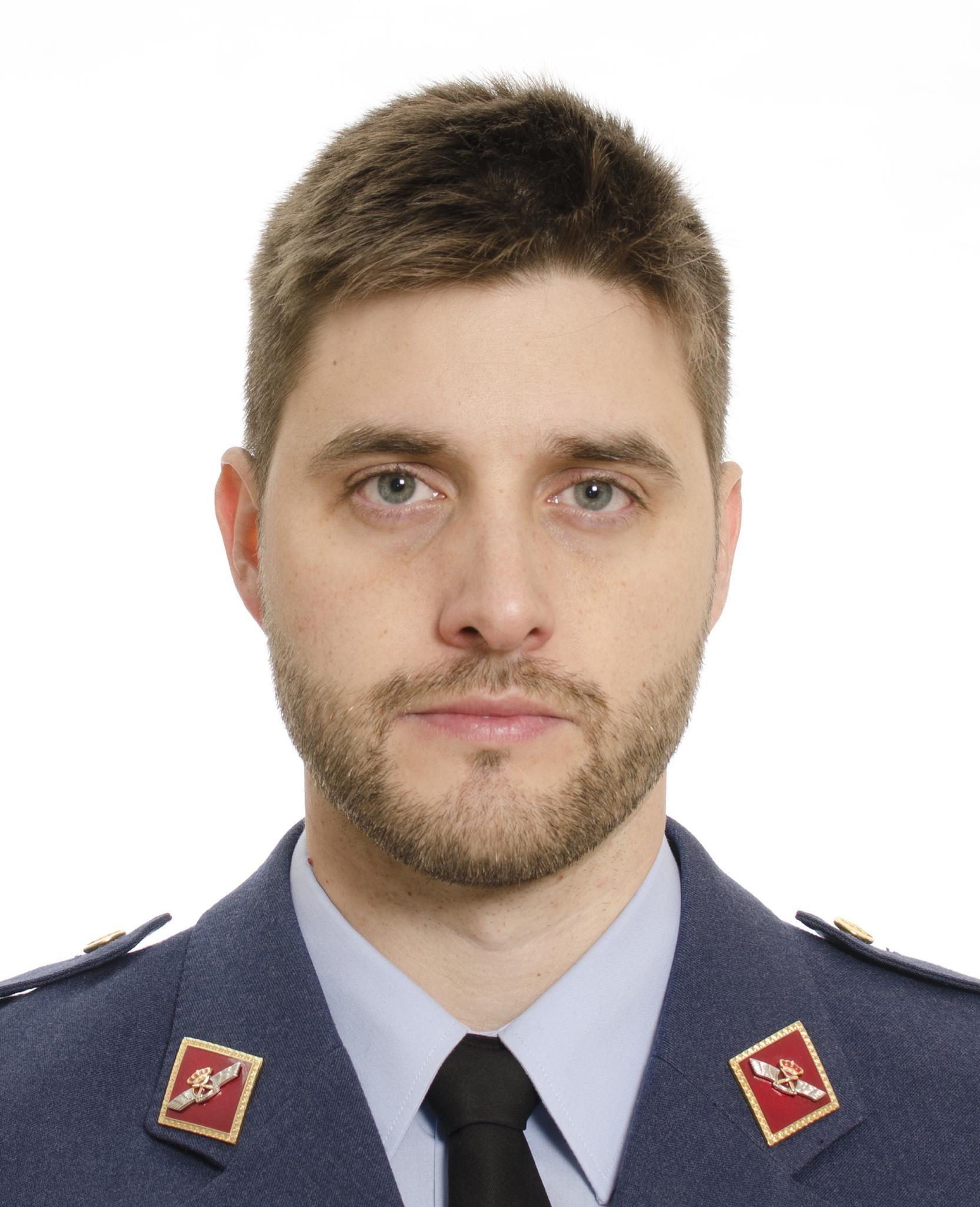 Captain Reinaldo Fernandez Boyero