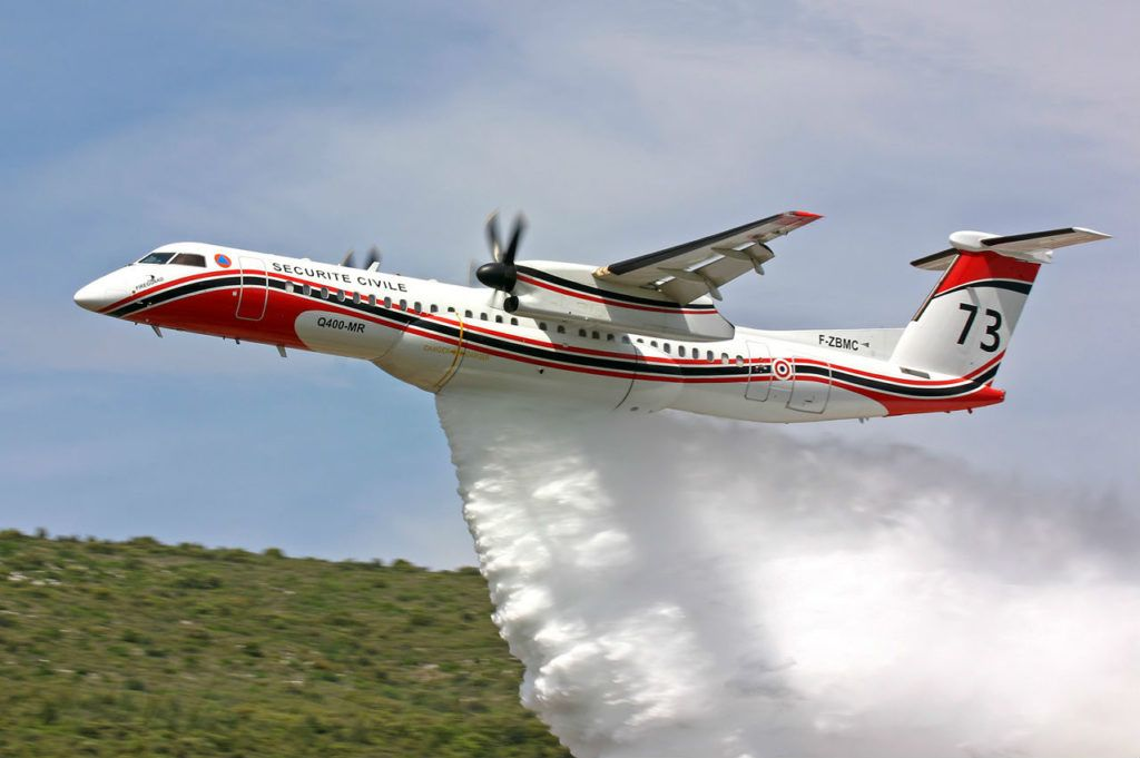 RECONNECT WITH THE AERIAL FIREFIGHTING PROFESSIONALS