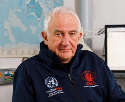 Professor Johann Goldammer