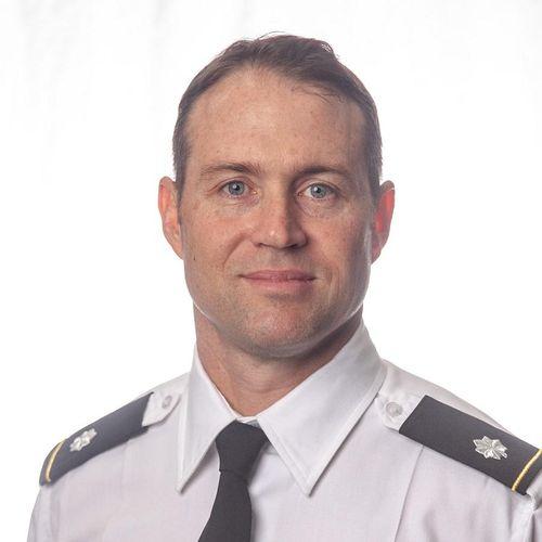 Lt Colonel John Allen