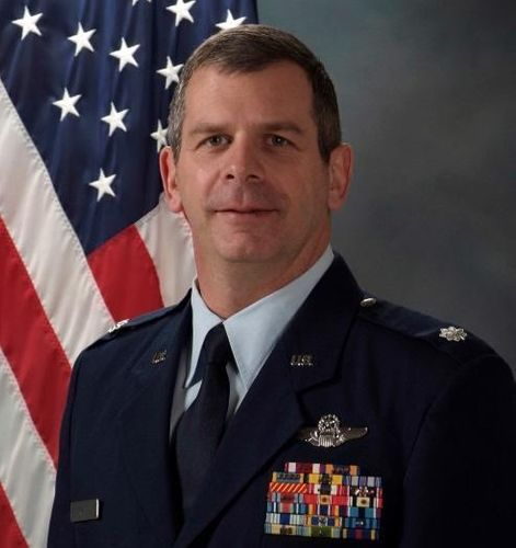 Lt Colonel Bradley G. Ross