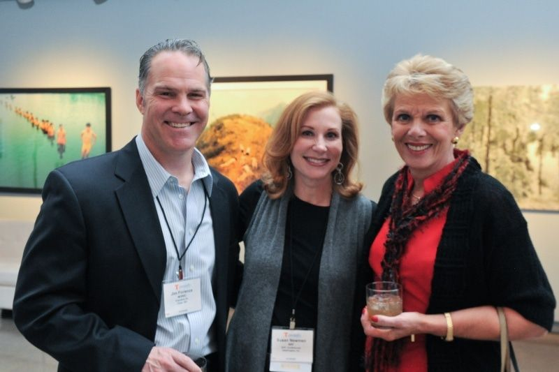 2012 opening reception w show org & sponsor