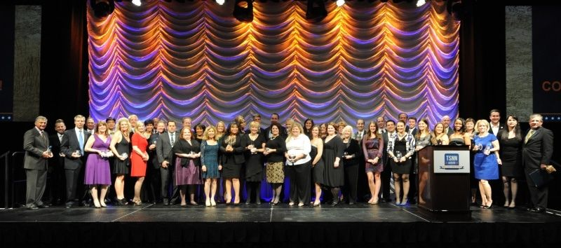 2013 TSNN Group Award Winners