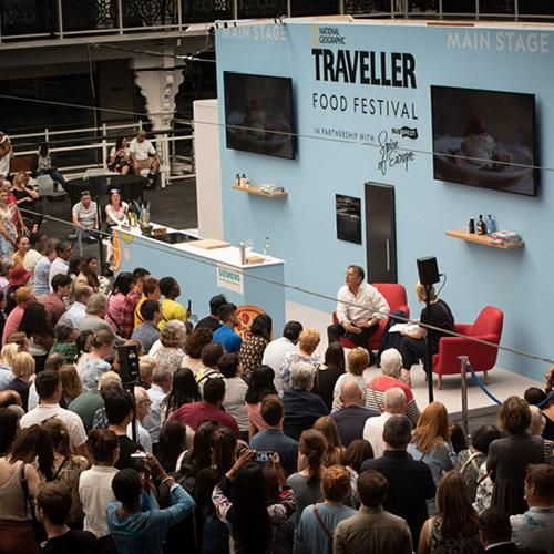 National Geographic Traveller Food Festival announces first names on its line-up