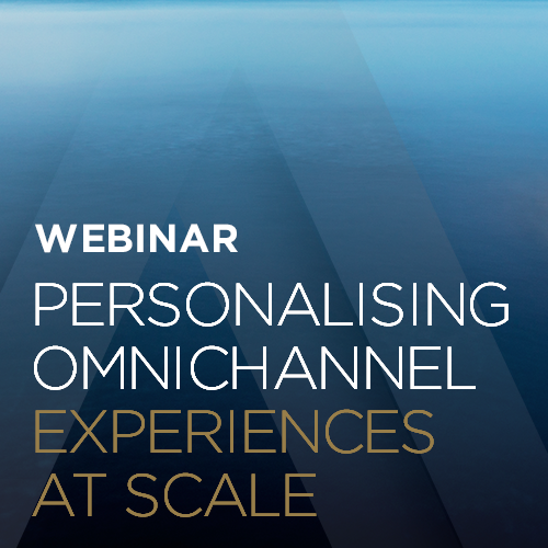 Personalising Omnichannel Experiences At Scale