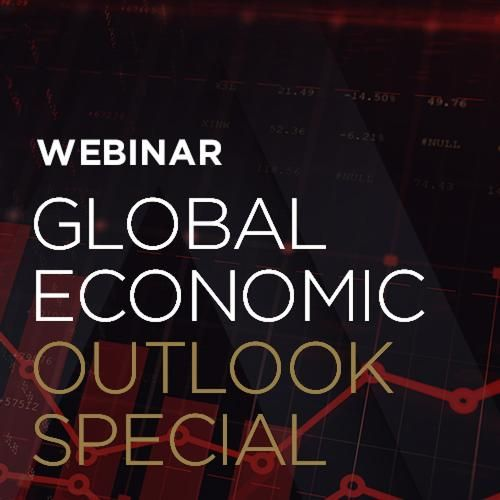 Global Economic Outlook Special – Insights From a Chief Global Economist